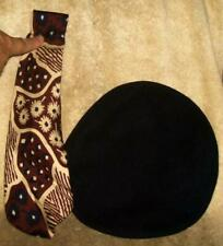 Circa 1941 Karl Klasser Beret and Tie with Heart Warming Note