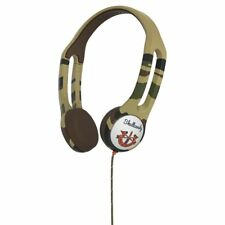 Skullcandy Supreme Sound Icon 3 Headphones with TapTech/Mic1+ in Camo - New