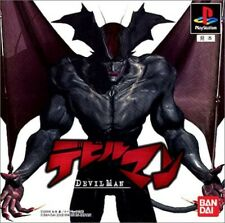PS1 Sony Game Soft Devilman Playstation 1 Japan Import