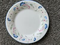 Royal Doulton Windermere Expressions Pattern Side Plate 16.5cm Dia in Fine China