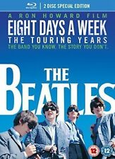 The Beatles 8 Days a Week - Special Edition BLURAY Aa2 Minor Damage