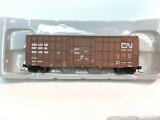EXACTRAIL N SCALE ~ 6275 cf BOX CAR ~ CANADIAN NATIONAL CNA 405658
