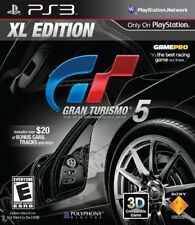 PS3 Gran Turismo 5 XL Edition Video Game - PS3