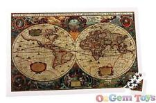 Antique Map 1100 Piece Jigsaw Puzzle