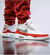 "NIKE AIR JORDAN 3 RETRO TH SP ""TINKER"" (CJ0939 100) UNISEX TRAINERS UK 4.5"