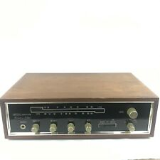 Vintage Seeburg SS40 Solid State Stereo Multiplex Receiver Powers On