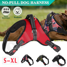 No-pull Dog Harness Pet Puppy Large Dog Vest Adjustable Padded Handle S-XL