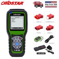 OBDSTAR X100 PROS C+D+E Auto Car Immobiliser Odometer Reset Tool Correct Mileage