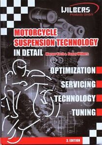 Wilbers Motorcycle Suspension Technology in Detail Book