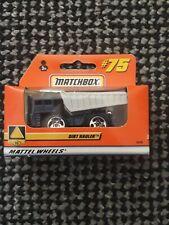 Matchbox 1-75 Super Fast series #75 Dirt Hauler