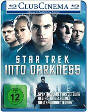 Blu-ray * Star Trek - Into Darkness - Chris Pine # NEU OVP +