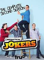 Impractical Jokers: The Complete Second Season (DVD, 2014, 3-Disc Set) - NEW R1