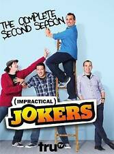 Impractical Jokers: The Complete first an Second Season (DVD, )