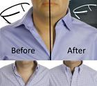 THE ORIGINAL Adjustable Shirt Collar Support. NOT flimsy plastic like COPYCATS