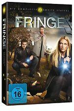 FRINGE DIE KOMPLETTE DVD SEASON  / STAFFEL 2 DEUTSCH