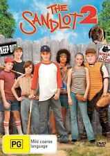 The Sandlot 02 (DVD, 2007) REGION 4 NEW AND SEALED