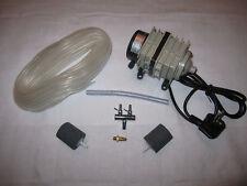 Sauerstoffpumpe Teichbelüftung 7500l/h Eisfreihalter Kompressor LC-125 , (N)