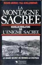 RENNES LE CHATEAU - LA MONTAGNE SACREE