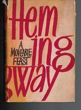 HEMINGWAY, A moveable feast, Cape 1964 I ed. inglese