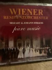 Wiener Residenzorchester - Pure Music, Orchestra - Mozart & Strauss (CD)