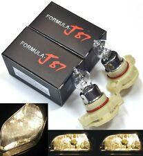 Halogen PSX24W 2504 24W 3800K Stock Two Bulbs Fog Light Replacement Plug Play OE