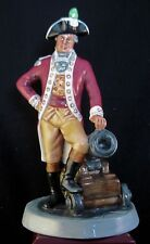 """Royal Doulton Figurine """"Officer Of The Line"""" Hn2733"""