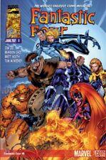 Fantastic Four #8 Heroes Reborn Marvel Comics