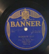Campus Boys - 78 rpm Banner 6424; Rainbow Man/Am I A Passing Fancy V-