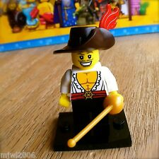 LEGO 71007 Minifigures SWASHBUCKLER #13 Series 12 SEALED NEW Minifigs Musketeer