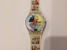 "Swatch Watch ""Dia Animado"" GK269 by Joost Art Watch"