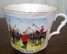 Collingwoods Bone China, England~ Royal Canadian Mounted Police, Coffee/Tea Cup.