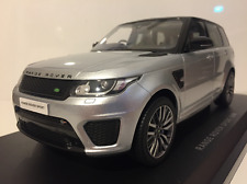 Land Rover Range Rover Sport SVR Indus Silver Kyosho Ousia 9542S