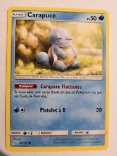 Carte Pokemon - Carapuce 22/181 - SL09 : Duo de choc