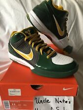 Nike Kobe 2009 Zoom IV 4 'Rice Home', Size 11, DS