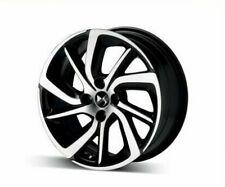 Genuine Citroen DS3 17'' Inch Onxy Black Alloy Road Wheel 98058958XY X1