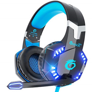 VersionTECH. G2000 Stereo Gaming Headset for PC, Xbox One, PS4, Nintendo Switch,