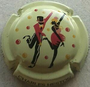 Capsule de champagne SIX COTEAUX (2. dansseurs rouges)