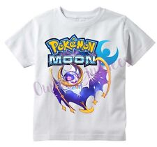 Pokemon MOON Legendary Custom T-shirt Birthday, Christmas Gift, All Sizes