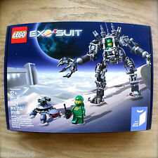 LEGO Ideas 21109 EXO SUIT 321PCS Pete Yve Robot Turtle Space Exosuit NEW SEALED