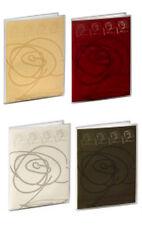 6x4 or 7x5 - Hama Wild Rose Album - White, Ivory, Brown or Red    Wedding