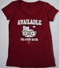 HELLO KITTY FLORIDA STATE SEMINOLES FSU T shirt Top size large L