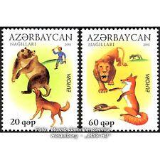 Aserbaidschan Azerbaijan Europa CEPT 2010, Kinderbücher, Satz ** komplett