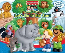 Lets Go to the Zoo: Fisher-Price Little People by Readers Digest