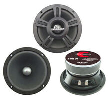 1 - Lanzar OPTI6MI Opti Pro 500 Watts 6.5'' High Power Midbass Speaker Car Audio