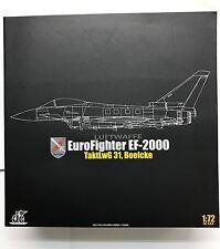 JC Wings JCW-72-2000-001, Luftwaff EuroFighter EF-2000, TaktLwG 31, Boelcke,1:72