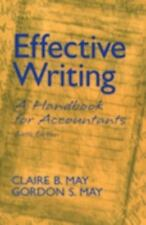Effective Writing: A Handbook for Accountants 6th Edition