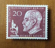 EBS Berlin 1960 Robert Koch Nobel Prize Microbiologist Michel 191 MNH**
