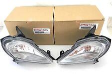 NEW OEM Yamaha Headlights Pair Raptor 700 250 350 YFZ450 YF 450