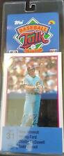 1989 TOPPS BASEBALL TALK COLLECTION SOUNDCARD SET 31  (New In Package)