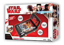 Star Wars Collection The Last Jedi Electronic Tabletop Pinball Game Ticket Movie